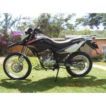 Honda Xr 150l Negra