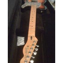 Fender Telecaster Bigsby Con Estuche Duro