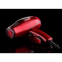 Secador Pelo Gama S.compact 3.6 Tourmaline Iones 2200w Rojo