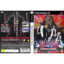 Bleach Blade Battlers 2nd Ps2 Patch Frete Unico