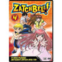 Dvd Zatch Bell - Vol. 4 - A Nova Disputa