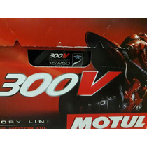 Aceite Motul 300v 15w50 Envio *gratis