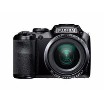 Câmera Fujifilm Finepix S4800 Lcd 3.0 16mp Zoom Óptico 30x