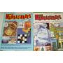 Lote De 2 Revistas Crea Tus Manualidades Y Labores