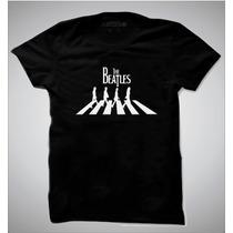 The Beatles Franelas Rock And Roll Las Mejores !!