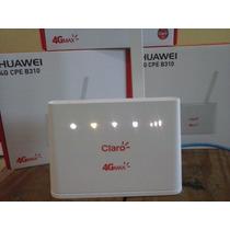 Modem Roteador 3g 4g Huawei B-310 --desbloqueado