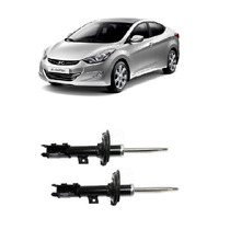 Par Amortecedor Dianteiro Hyundai Elantra 2009 A 2015 Novo