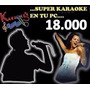 Disfruta Tu Karaoke Full Pack + Letras + 18000 Canciones<br><strong class='ch-price reputation-tooltip-price'>S/. 22<sup>00</sup></strong>