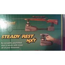 Base Para Apoyar Rifle O Pistola Cadwell