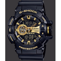 Relogio Casio G-shock Ga-400gb-1a 9dr Original!!