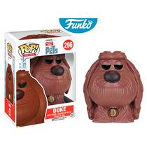 Duke Perro Funko Pop Pelicula Mascotas Pets
