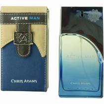 Chris Adams Active Man- 100ml