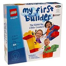 Juguete Lego Explorar Mi Primer Juego Builder Para Niños En