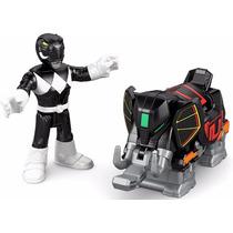 Fisher-price Imaginext Power Rangers Battle Armor Black