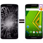 Pantalla Modulo Moto X Play Xt 1563 Display Touch Con Marco