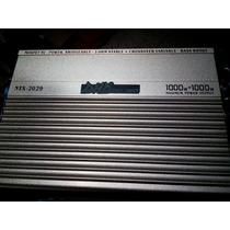 Planta Dhd 2029 2 Chanel 1000 + 1000 Nueva