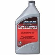 Óleo 2 Tempos Quicksilver Tc-w3 - 1 Litro