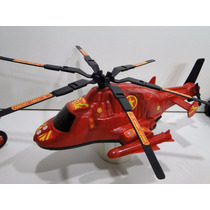 Helicoptero Dos Bombeiros Resgate Emergencia Samu Salva Vida