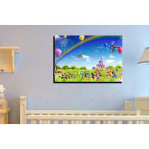 Quarto Bebê Quadro Decorativo 40x60 (barato)