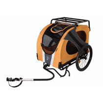 Carro Para Perro Doggyride Novel10 Anniversary Bike Trailer