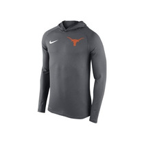 Nike Texas Longhorns Ncaa Stadium Dri-fit Touch Hoody Xxl
