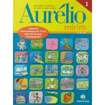 Dicionário Ilustra Da Língua Portuguê Aurélio Mirim - 5 Vol