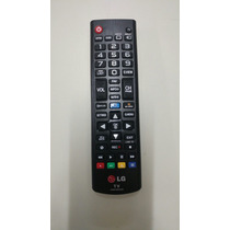 Controle Remoto Tv Lg Led Smart Akb73975701 Original Novo