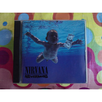 Nirvana Cd Nevermind 1991