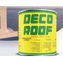 Impermeabilizante Acrílico Deco Roof Azul, Blanco Y Gris