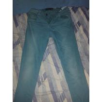 Pantalon Pull And Bear Talla 32