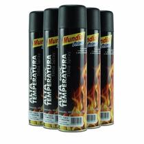 Tinta Spray Alta Temperatura Mundial Prime - 400 Ml / 240g