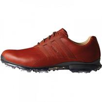Kadddygolf Zapato Hombre Adidas Adipure Cuero Impermeable