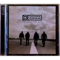 Cd 3 Doors Down The Greatest Hits Novo Lacrado