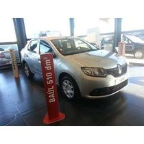 Renault Nuevo Logan Authentique Contado + Tasa 0% (ma)