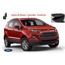 Apoio De Braço Ford Nova Ecosport- Preto E Grafite 2013 2014