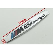 Emblema Escudo Bmw ///m Lateral Costado Salpicadera Z3 Z4 X3