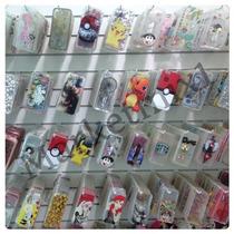 10x Kit Capinhas Capa Case Iphone 5 5s 5c 5se 6 6s Promocao