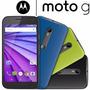 Motorola Moto G3 3ª Ger 4g 16gb Novo Original Colors Quadcor