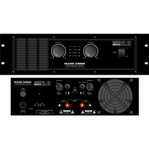 Amplificador De Potência Mark Audio Mk2.0 2000w Rms