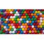 200 Chicletes Para Baleiro Mini Candy Machine Tubetes Tubos