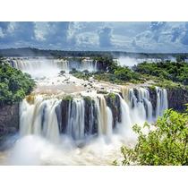 Rompecabezas Ravensburger De 2000 Piezas: Cataratas Iguazu