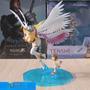 Figura Angewomon Y Kari Gem Digimon Preventa