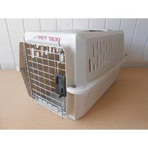 Jaula Transportadora Perros Mascotas Razas Pequeñas #563