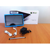 Tablet Irulu 7 Android 4.2 Dual Core Ram 512mb
