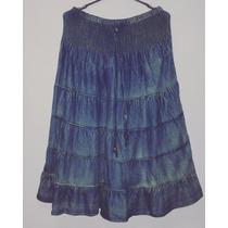 Vestido Straple Jean Gorditas - Talla Plus