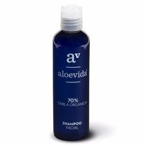 Shampoo Facial Cuidado Facial Orgánico Aloe Natural Aloevida