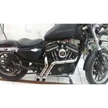 Escapmento Personalizado Harley Dayvdson,honda Shadow