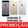 Chassi Aro Carcaça Mid Frame Iphone 5 5g 5s Original +botões