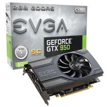 Placa Vídeo Evga Geforce Gtx 950 Sc 2gb Ddr5 Mania Virtual