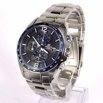 Efr-528d 1av Relógio Casio Edifice Cronograph 100% Autêntico